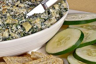 Hot Spinach and Artichoke Cheese dip. Delish. | Party Food/Appetizers ...
