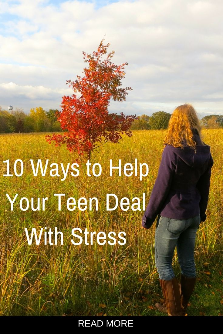 More great help for teen