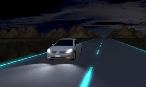 Glow-in-the-dark technology may sound like a child's science project but grown-up civil engineers are utilizing the concept to create safer highways in the Netherlands. Mid-2013 will begin the latest road infrastructure project in Branbant with the addition of glow-in-the-dark lane markers that collect light during the day and lights the way for nighttime driving.