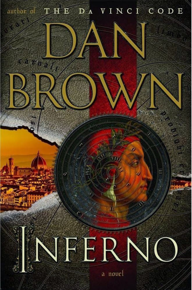 Dan Brown: Inferno | english cover | #book #DanBrown #cover