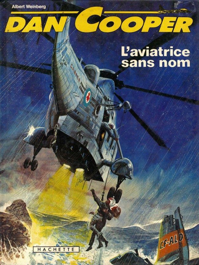 Dan Cooper (Les aventures de) -29- L'aviatrice sans nom - 1982