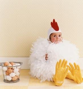 Mommy's Blog: Kids Costumes ( Chicken)