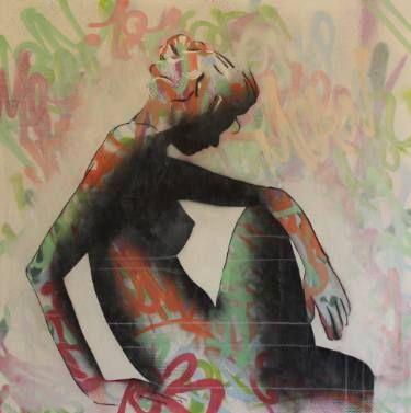 "Saatchi Art Artist Adam Craemer; Painting, ""Rose"" #art"