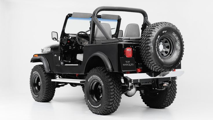 1981 JEEP CJ-7 Renegade