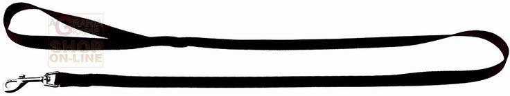 GUINZAGLIO PER CANI IN NYLON NERO CM. 1,5 X 120 FUSSDOG http://www.decariashop.it/collari-e-guinzagli/20179-guinzaglio-per-cani-in-nylon-nero-cm-15-x-120-fussdog.html