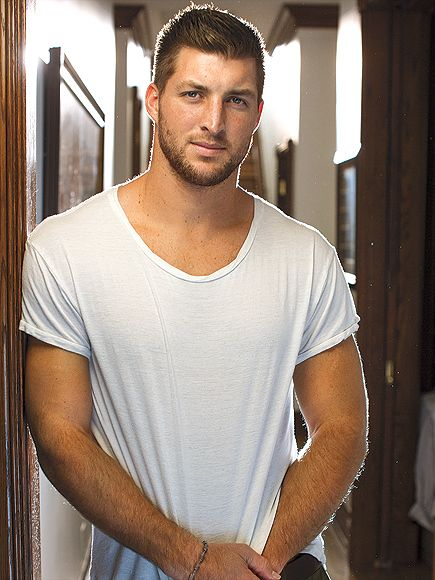 People Magazine Sexiest Man Alive 2014: Tim Tebow made the top ten list. Of course we knew this without People having to tell us!