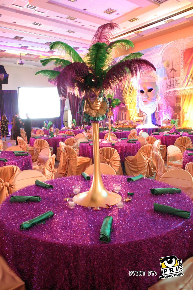 Were going to have us a mardi gras wedding LOL......can't wait to do mine in Milwaukee!!
