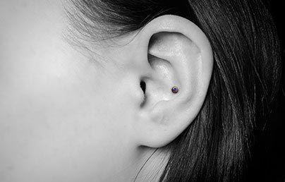 Conch Piercings, Concha Jewellery, Cartilage Piercing Guide UK