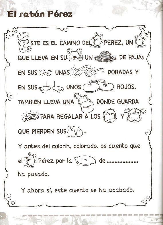 M S De 25 Ideas Nicas Sobre Cuento Del Raton Perez En