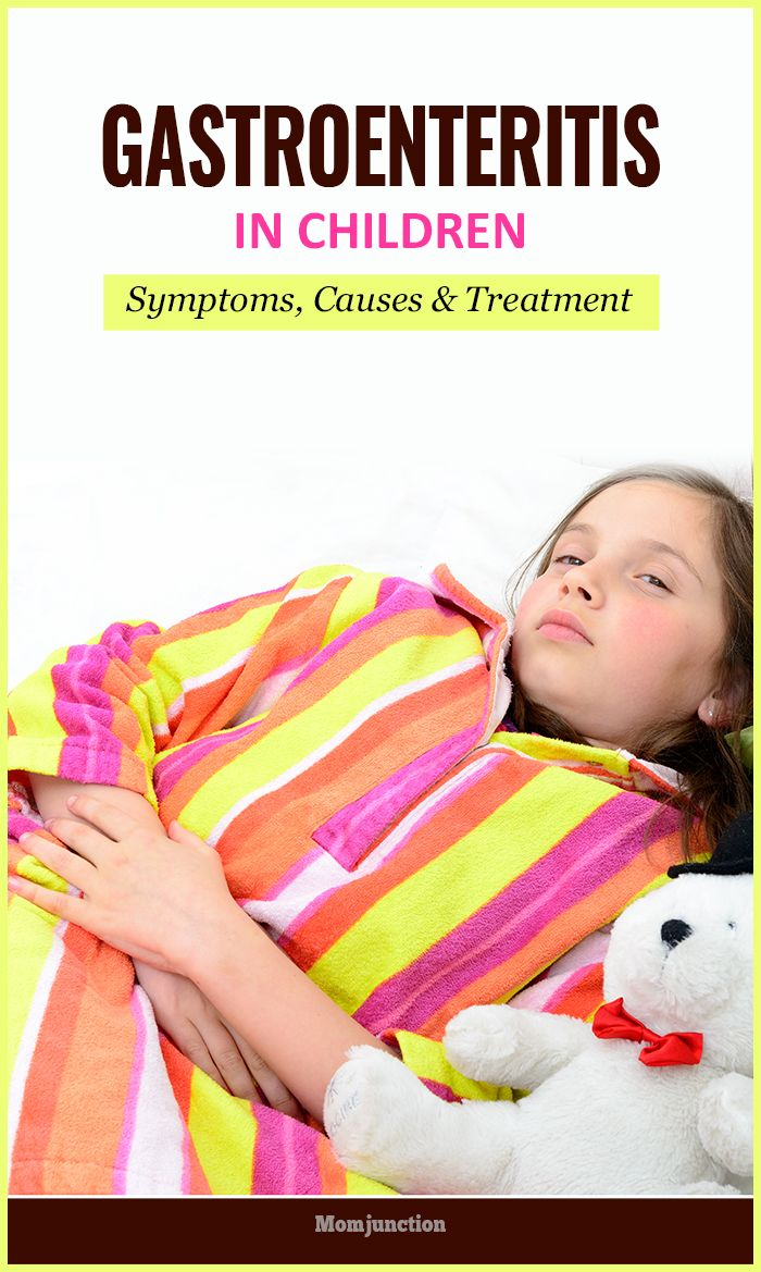 What is gastroenteritis? How long does it last in children? Stomach flu in children can cause a hundred things. Read here the symptoms and remedies.
