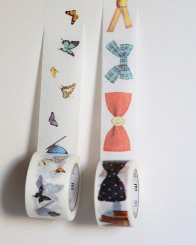 Masking tape mt washi tape stickers for scrapbook by mooishops, $60.00