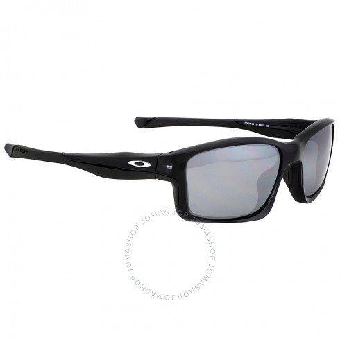 edf1661dfa9b Oakley Chainlink Sport Sunglasses - Black Ink/Black Iridium Polarized -  Oakley - Sunglasses - Jomashop
