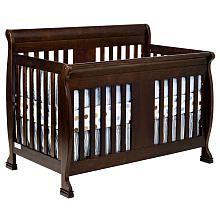 Davinci Porter 4 In 1 Convertible Crib With Toddler Rail Espresso Convertible Cribbabies R Usnursery