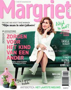 Proefabonnement: 4x Margriet € 15,-: Neem nu een automatisch aflopend proefabonnement van 4 weken op Margriet voor slechts 15 euro.