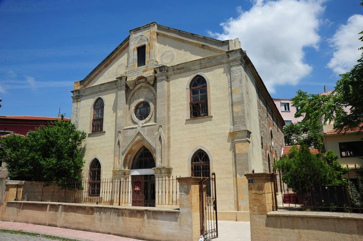 Ermeni kilisesi..çanakkale