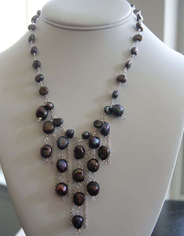 ZeZe Jewelry cascade necklacehttp://www.janeconsignment.com/site/ sold