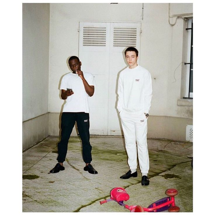 """161 Likes, 2 Comments - RESORT CORPS (@resortcorps) on Instagram: """"White Tracksuit available exclusively at @ssense"""""""