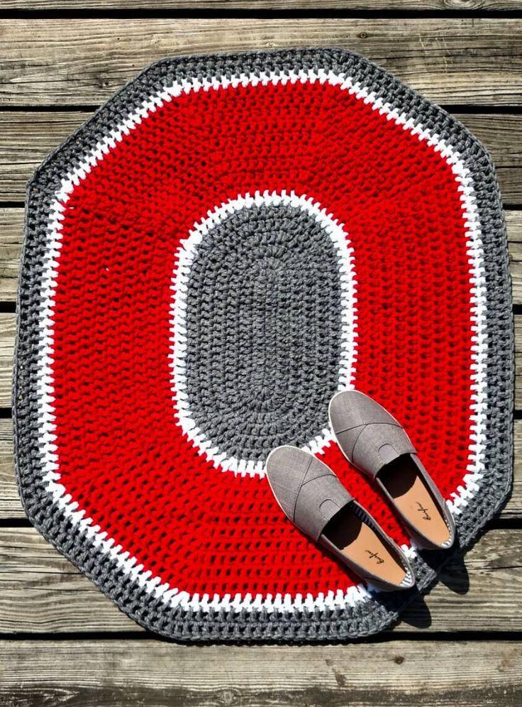 253 best crochet osu stuff images on pinterest | ohio state