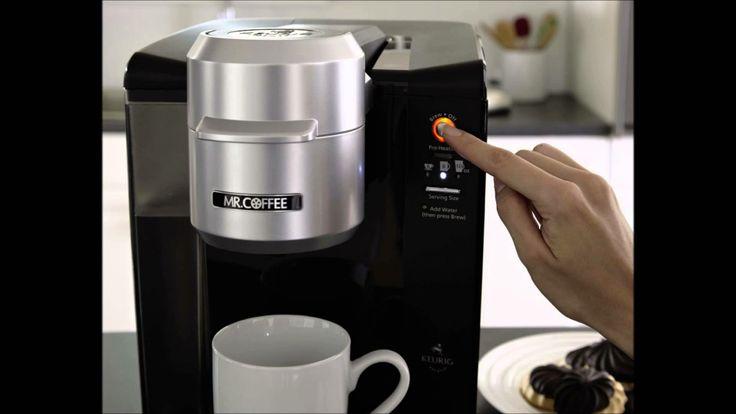 Single Serving Coffee - Mr Coffee Single Serve Reviews - Best Single Cup...