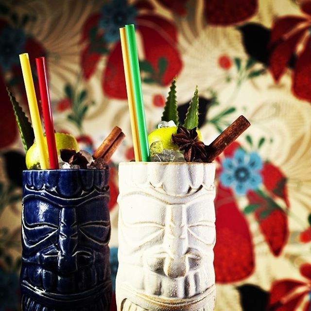 Tonight back from summer vacations in an exotica mood! #avantgardecocktails #babaaurum