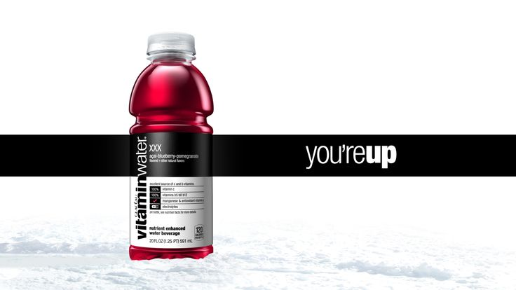 VitaminWater//Ionart Studio