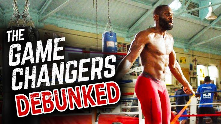 DEBUNKED: 6 Criticisms Of 'The Game Changers' Documentary ...