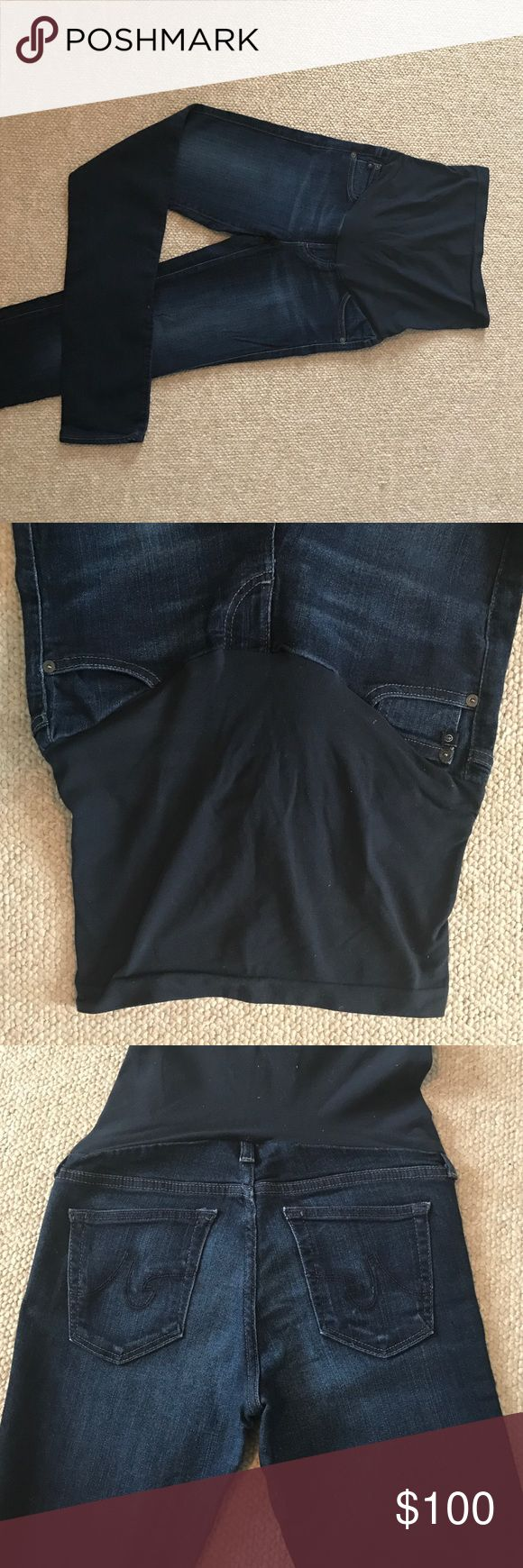 AG Maternity Skinny Jeans The best maternity skinny jeans ever! AG Adriano Goldschmied Jeans Skinny