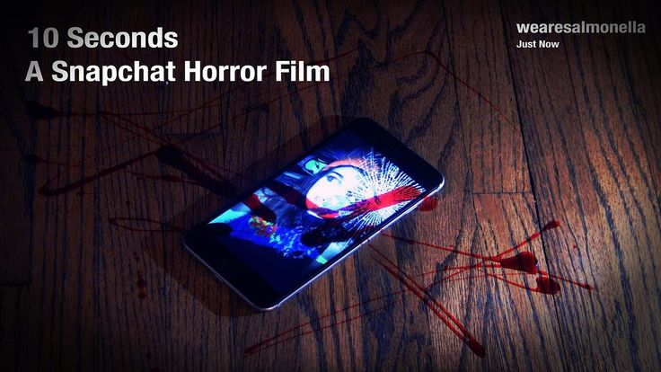10 Seconds || A Snapchat Horror Film A short horror film shot almost entirely in the Snapchat app. This is a start of an anthology series shot in Snapchat and using the medium for the art of storytelling!