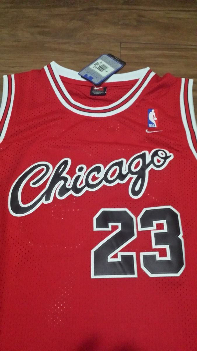 camisa regata basquete nba chicago bulls - jordan - g