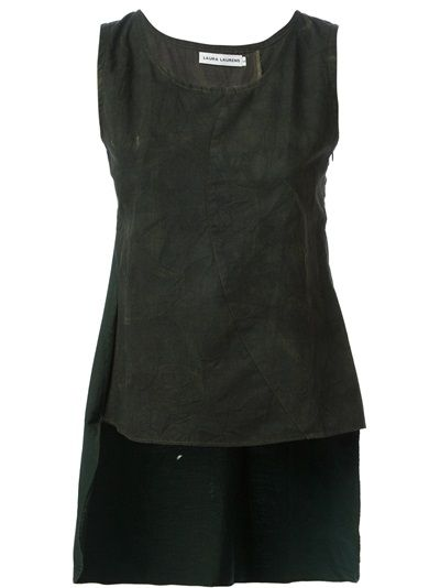 Laura Laurens Uneven Hem Tank Top