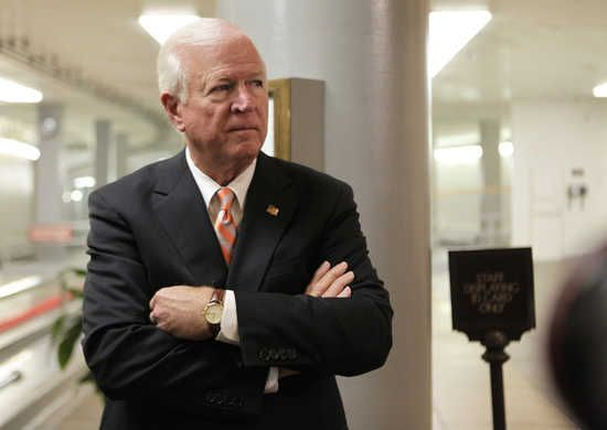 Daily Kos: Sen. Saxby Chambliss says Obama drew Syria 'red line' because he didn't have a teleprompter