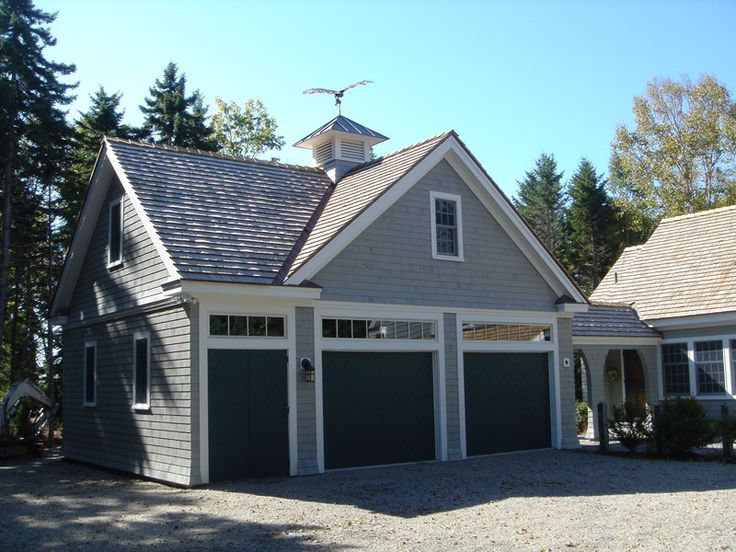 68 best images about detached garage on pinterest house for 2 car garage addition plans