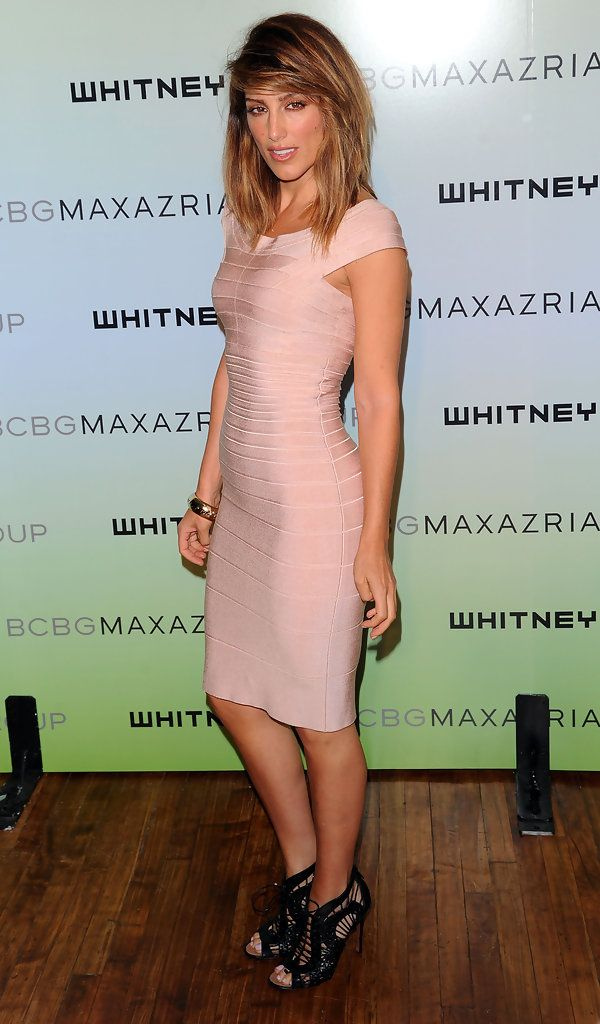 Jennifer Esposito Hair and highlights