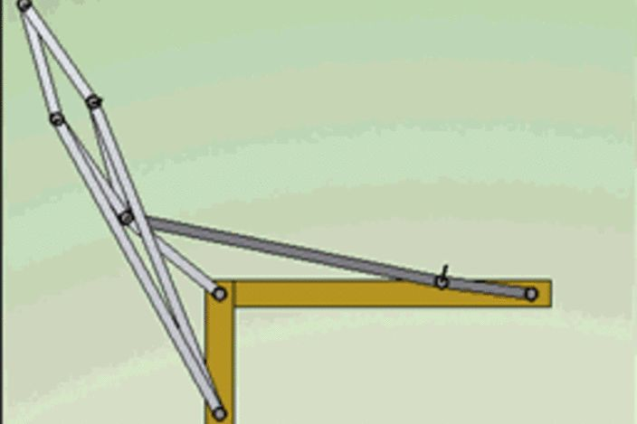 Peaucellier linkage
