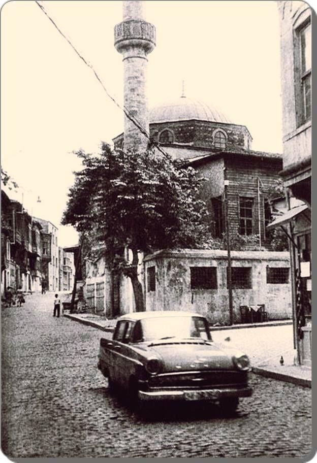 Üsküdar, Ahmediye Camii 1960 lı yıllar