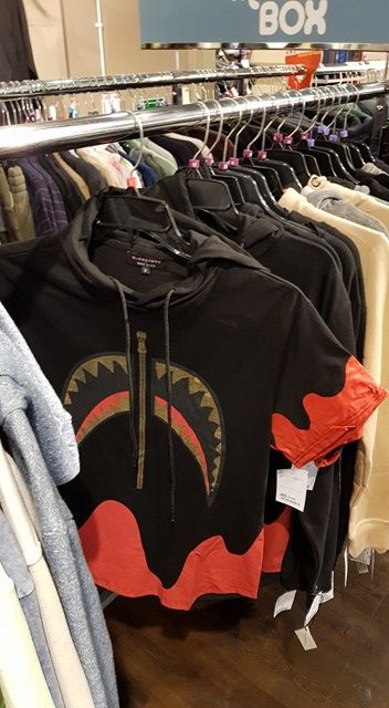 Fake A bathing ape spotted in TK maxx UK http://ift.tt/2DNnlyx
