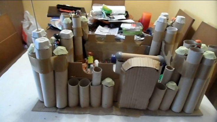 Castillo Playmobil Casero