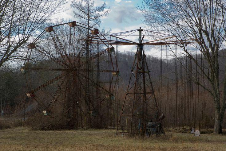 Famous Haunted Places: The Lake Shawnee Amusement Park, West ...