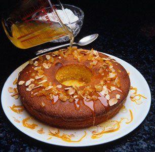 Torta de Mandarina | Recetas de Cocina faciles.