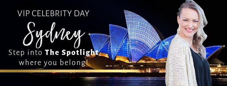 VIP Celebrity Day Sydney