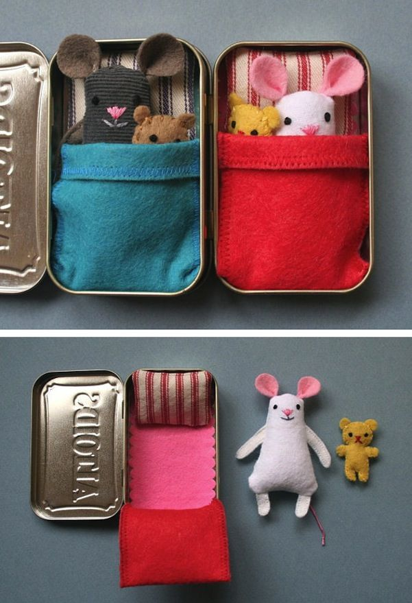 Unique Projects for Upcycling Breath Mint Tins