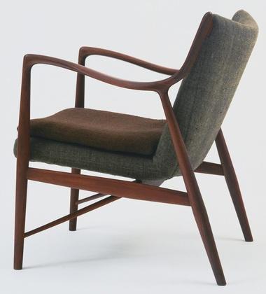 MoMA | The Collection | Finn Juhl. Armchair (model 45). 1945 #GISSLER #interiordesign