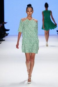 İstanbul Moda Haftası 2. Gün - Mehtap Elaidi 2014