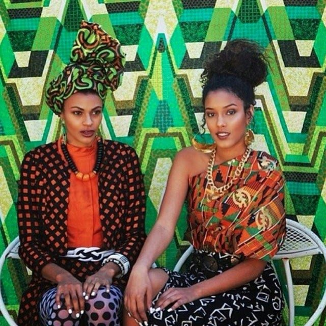 African Prints in Fashion: Zuvaa: Online Store and Community for African Fashion