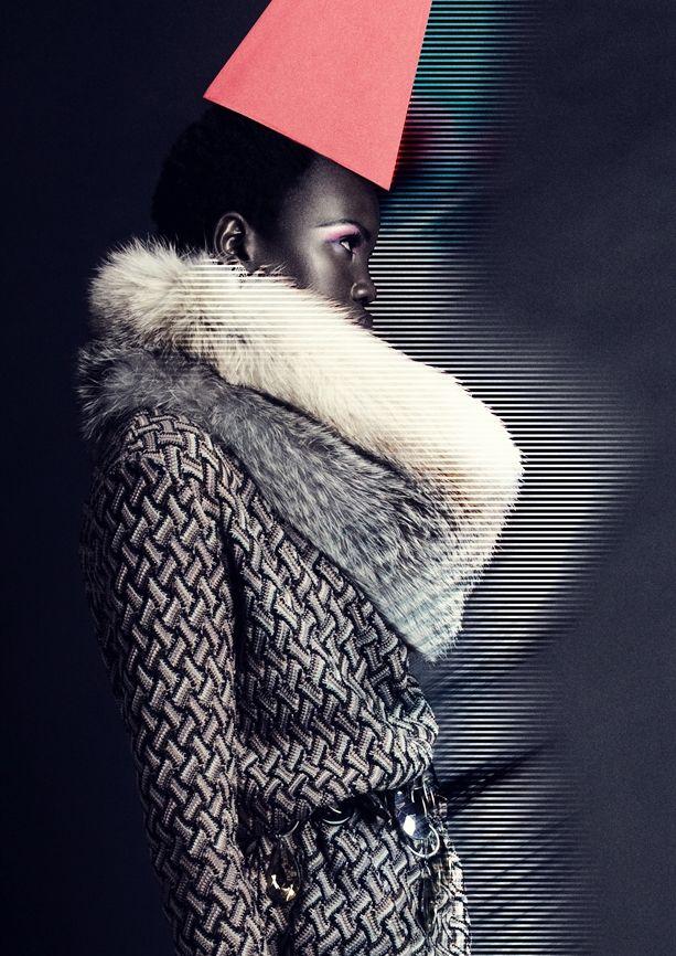 The Edge | Atong Arjok | Richard Machado #photography |  FASHIONTREND Magazine 28