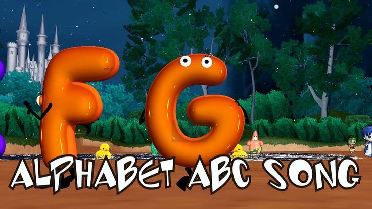 Alphabets ABC Song | Car Songs | Kids Songs | ABC Cartoon Songs | Nurser...