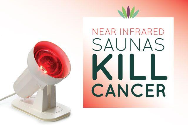 Near Infrared Saunas Kill Cancer - http://www.liveto110.com/near-infrared-saunas-kill-cancer/