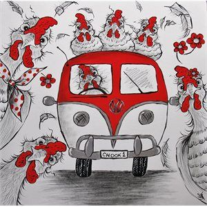 """Sally Ford - """"Road Trip"""""""