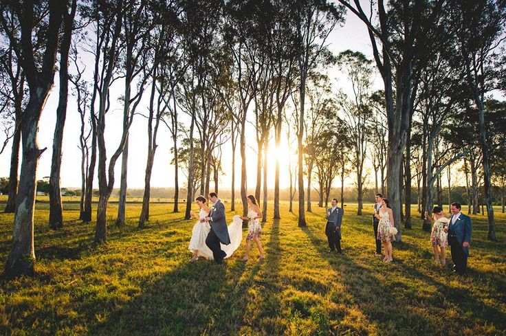 Amazing afternoon light. // MATCH + FEATHER wedding photography