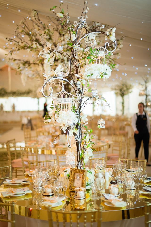%Wedding IdeasWedding Themes   Birdcage Beauty